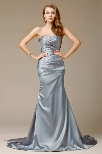 mermaid formal dress
