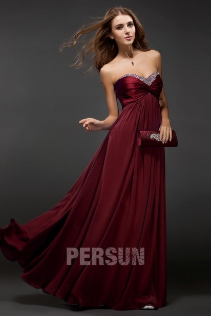 Gunstig Bodenlanges Elegantes Carmen Ausschnitt Abendmode Aus