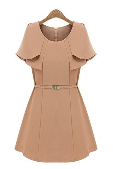 Sweet Flouncing Dress