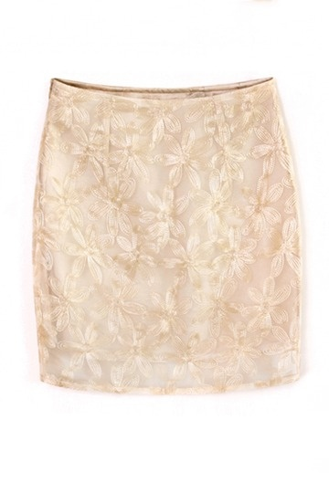 Organza Stylish Skirt