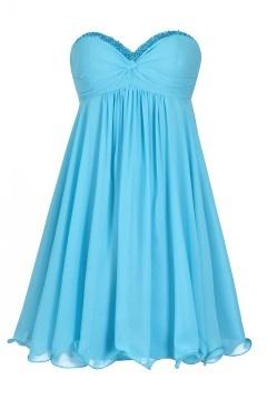 57375def073 Seite 5 - Romantisches Elegantes Blaues Ballkleider Billig Sale