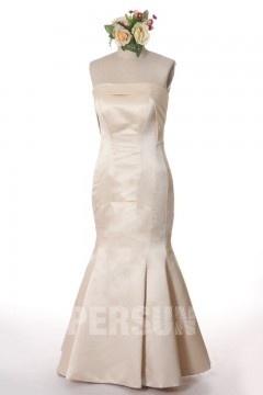 Robe de cérémonie champagne sirène chic Kendall Jenner au Met Gala 2014