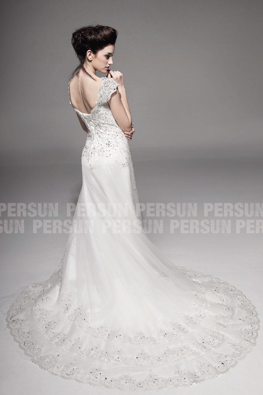 robe de marée de luxe chez Persun