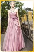 A Linie Neckholder Empire Perlen verziertes Abendkleid