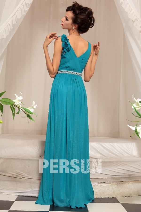 Robe bustier c 39 est la mode ici for Robes bleu ciel pour un mariage