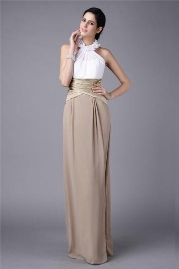 ... Robe demoiselle dhonneur longue Robe chic pour invitée mariage à