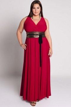 robe de grande taille empire lastique a ligne. Black Bedroom Furniture Sets. Home Design Ideas