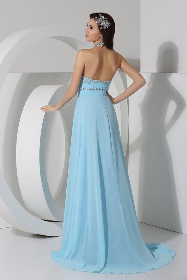 373908b8571 Robes Soirée Bleu Clair Long — Sicilfly