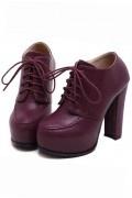 Elégants boots molière à talons bottier