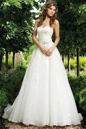 ... Organza Brautkleid - € 1250 - Brautkleider - online Kaufen