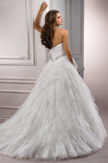 princess wedidng dress