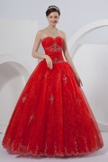Organza Princess A Line Bridal Wedding Dress Gown