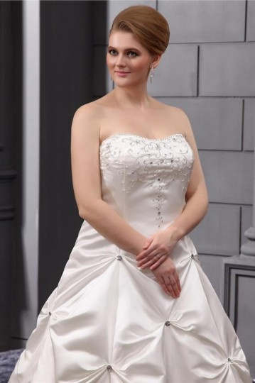 How to choose wedding dresses for the fat brides for Wedding dress for fat