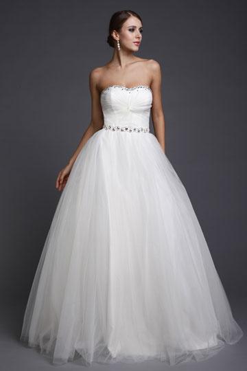Vestido bustiê coração princesa em Tule vestido de jóias