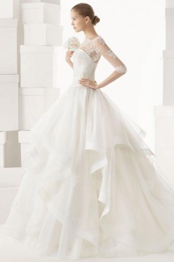 Prinzessin Stil Brautkleider