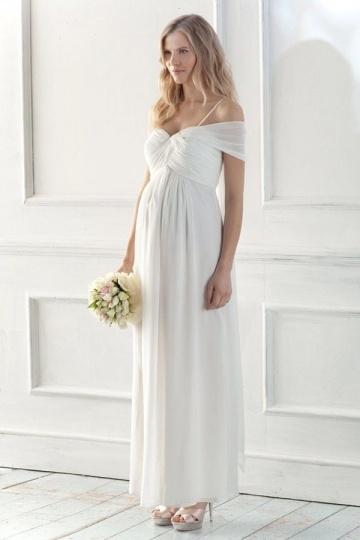 A-Linie-Off-Schulter-Chiffon-A-Linie-Abendkleid-Persunkleid