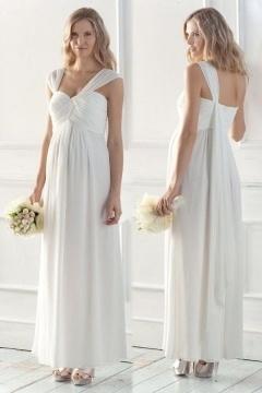 Schone Modische Brautkleider Fur Schwangere Gustig Online Kaufen