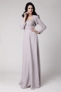Chic Strapless Long Mother of the Bride Dress With Jacket