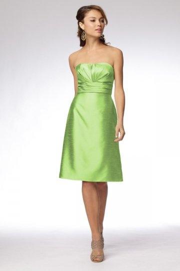 33848387e1a0 Abito cerimonia verde mela – Modelli alla moda di abiti 2018