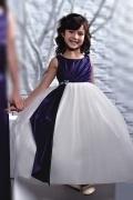 Persun Flower girl Dress with Puffy skirt