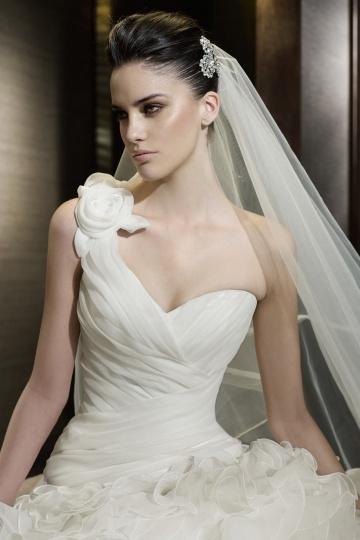 Kathedrale l nge t ll ivory brautschleier wvbf0509 24 for Brautschleier ivory einlagig