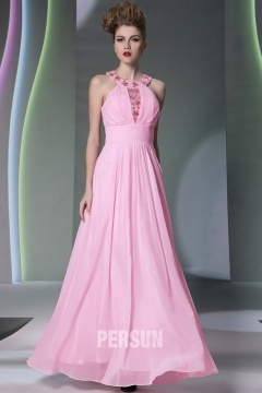 Tottenham Candy pink Long UK Prom Gown