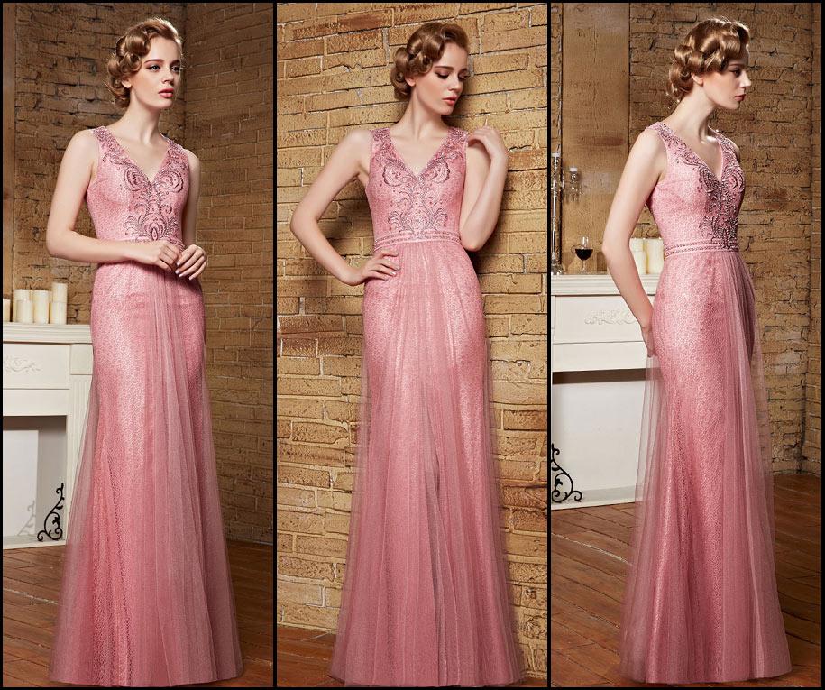 robe-longue-de-soiree-rose-dos-nu