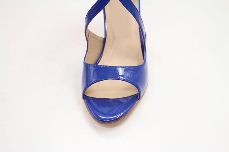 Elegante Schuhe in Blau