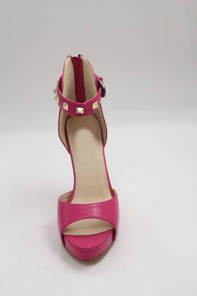 Elegantes Lila Schuhe