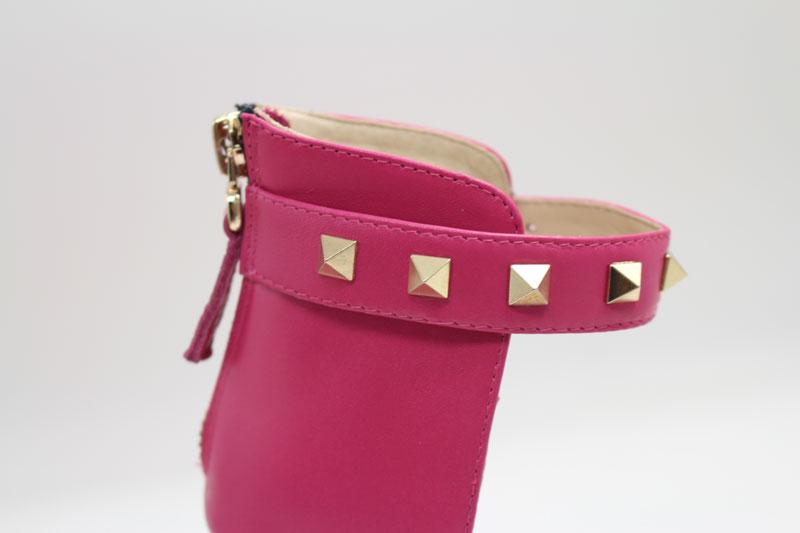 Chic lila Schuhe