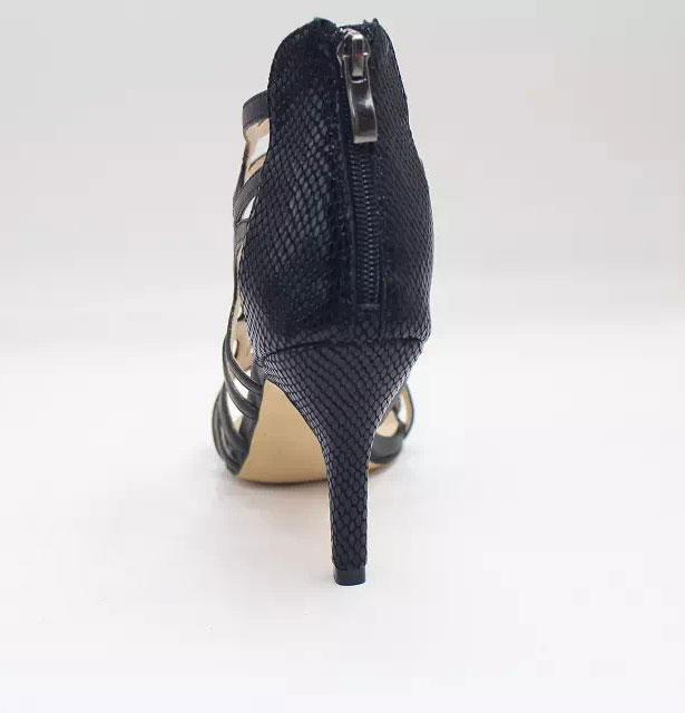 Modisches Schwarzes Schuhe