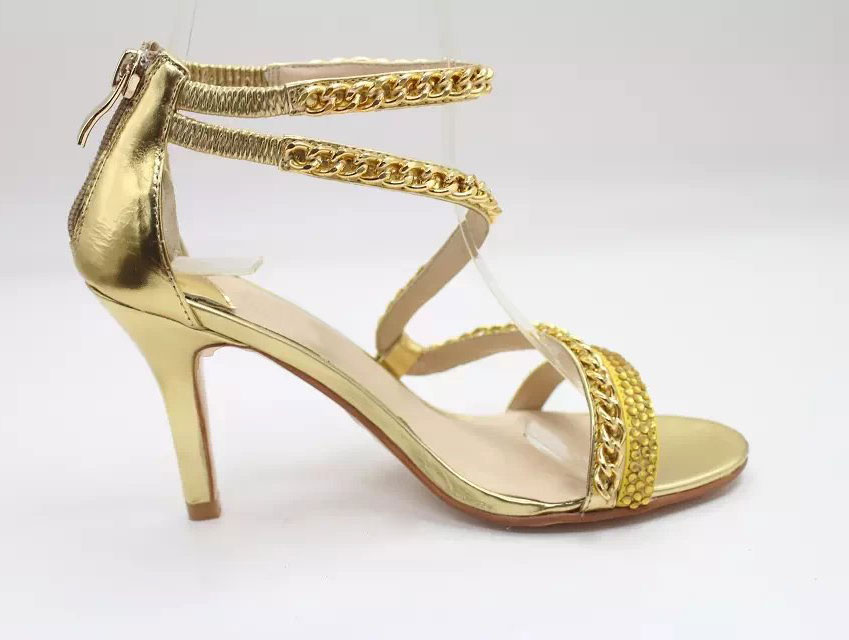 Goldes High Heel