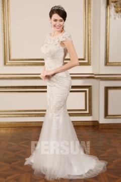Traumhafte Gunstig Brautkleid Hochzeitskleid Herbst Winter Shop