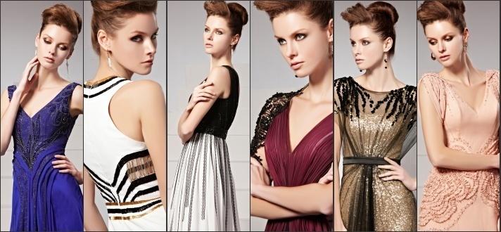 6 hauts de robe soirée sublime persun