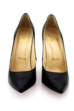 Fantastic Pigalle Point-Toe Pumps Black Colour