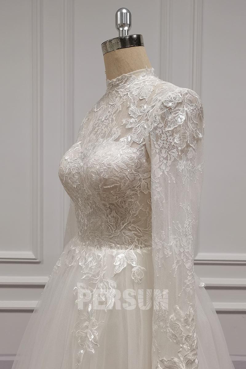 profil robe mariée haut vintage 2021