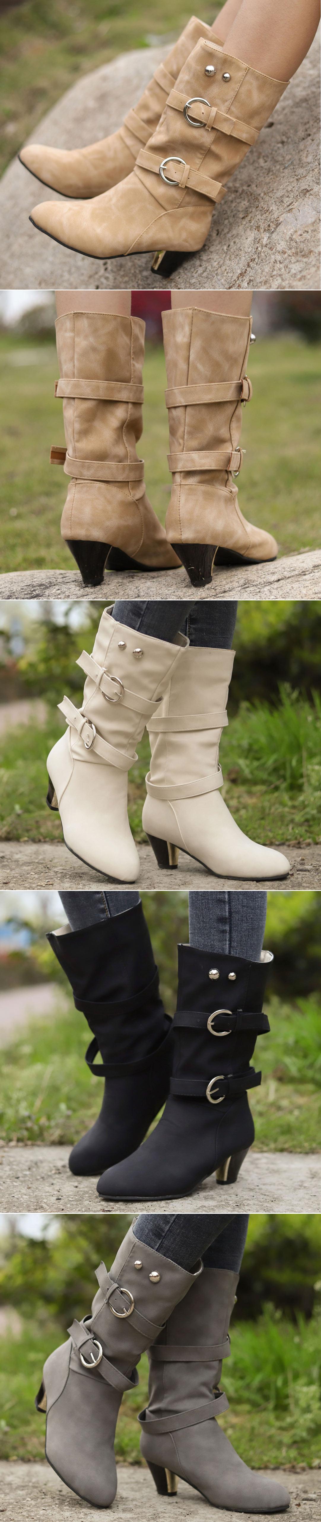 bottes femme cuir grande taille pas cher