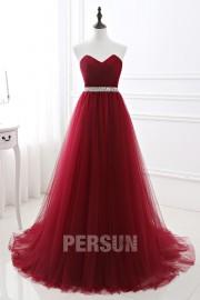 Robe De Cocktail Rouge De Nouveaux Modele En Solde