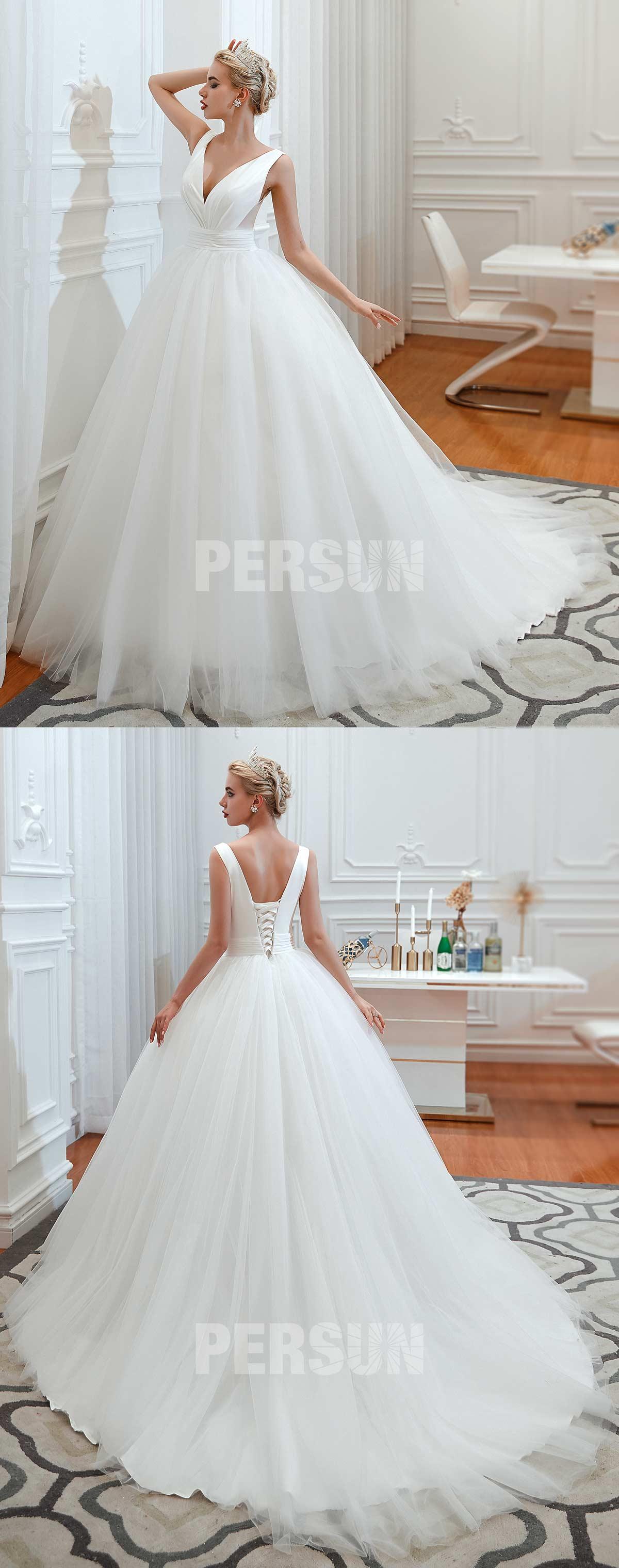robe de mariée livraison rapide pas cher 2020