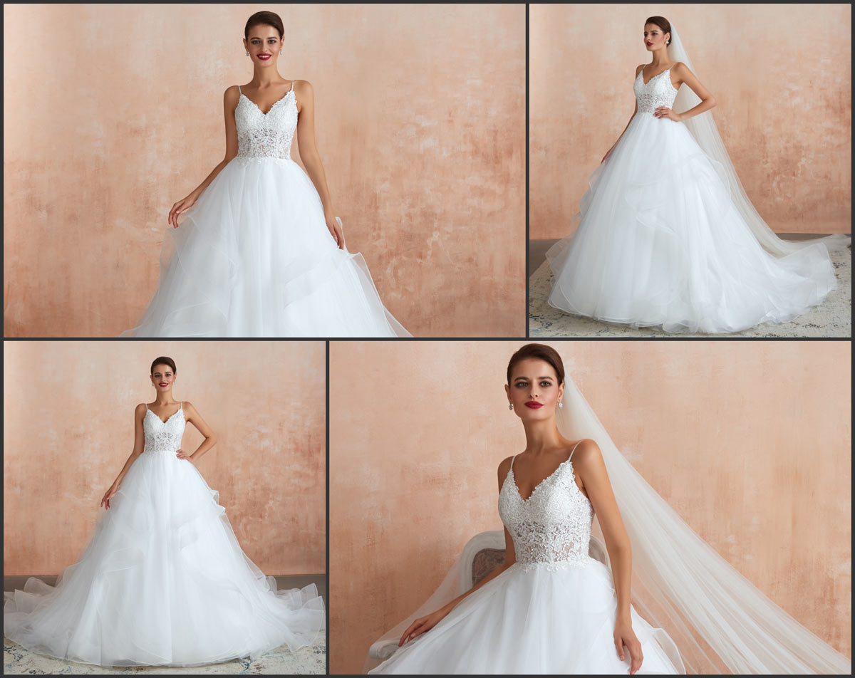 robe de mariée Nadja Persun 2020