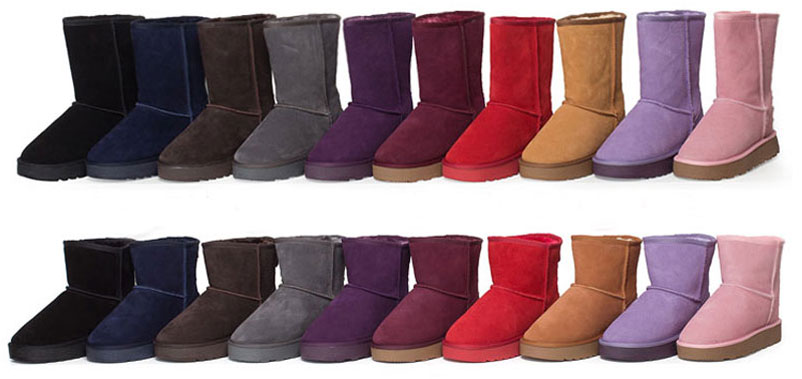 chaussure de neige femme pas cher pour hiver