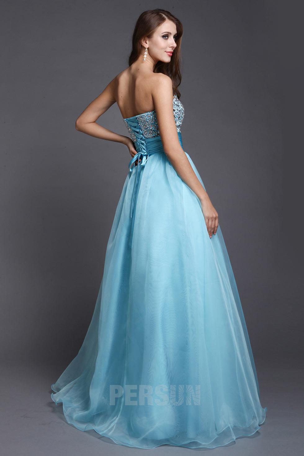 robe de bal à jupon magique