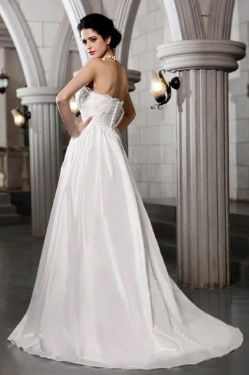 Robe de mariee bustier pas cher