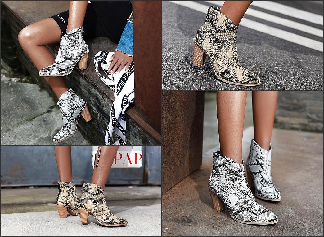 low boots mode pour femme en hiver automne