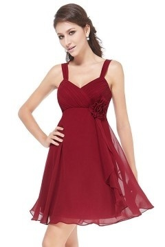 robe rouge moulante appliqu e de dentelle manche longue. Black Bedroom Furniture Sets. Home Design Ideas