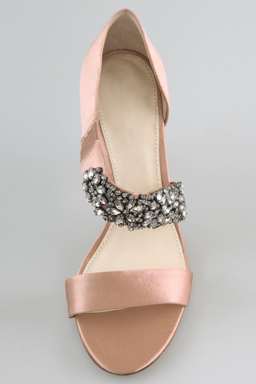 Vera Wang Lavender Label Elroy High Heel Sandals