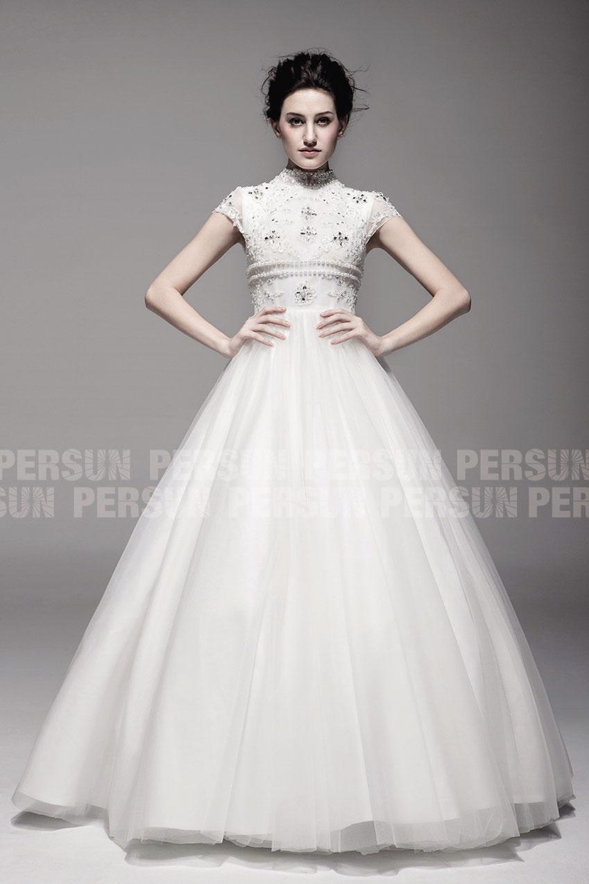 52df4b4bd625f Principales tendances des robes de mariée pour 2020