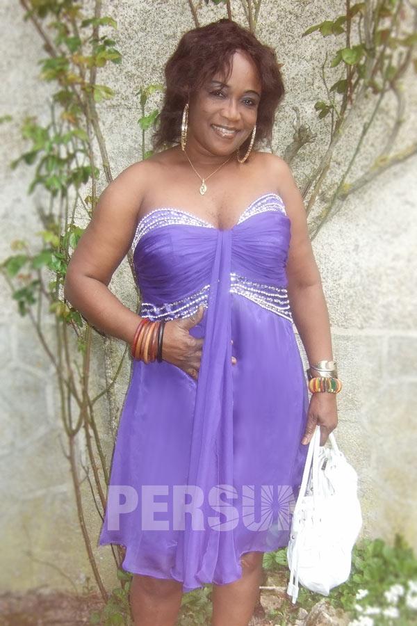 robe soirée grande taille empire courte bustier coeur violette