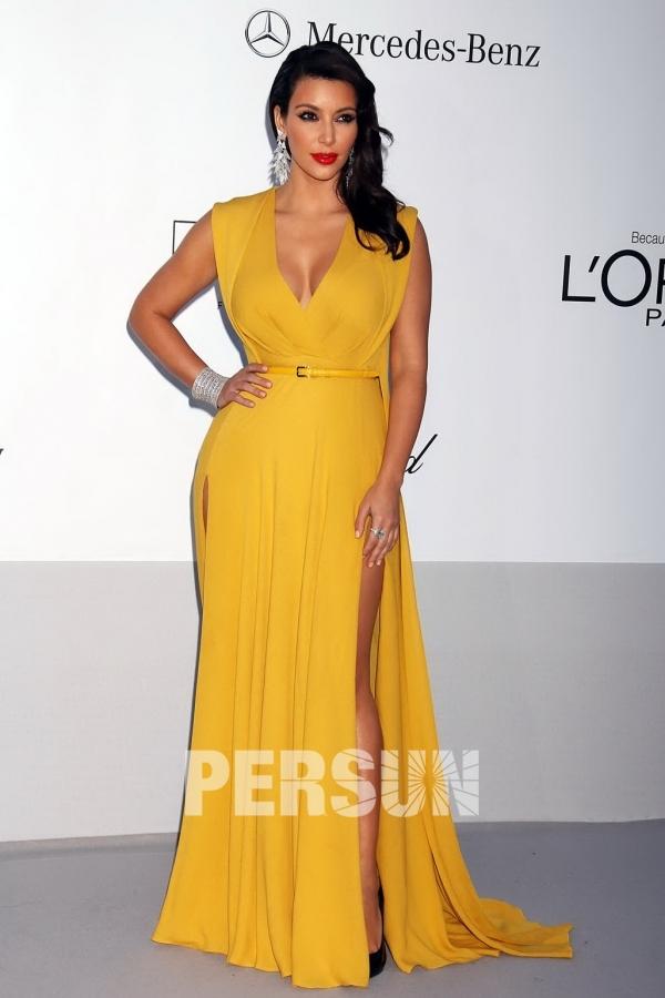 Robe Soirée Kardashian Robe Kardashian Soirée Kim De Kardashian De Kim Kim Nvnmw80