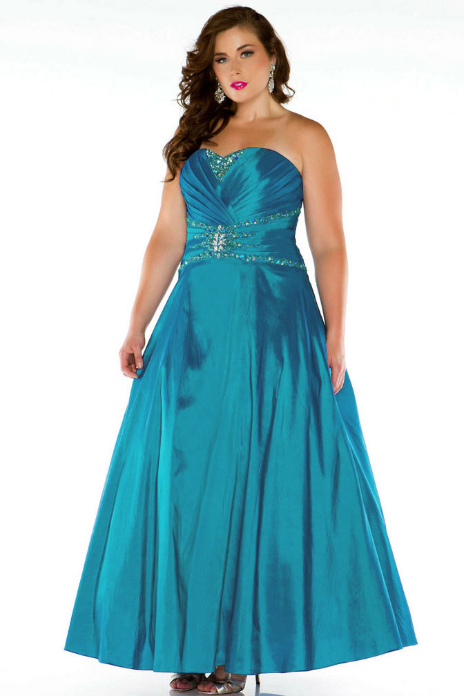 Robe Bleu Bal Canard Taffetas De En Princesse 80wOPXnk